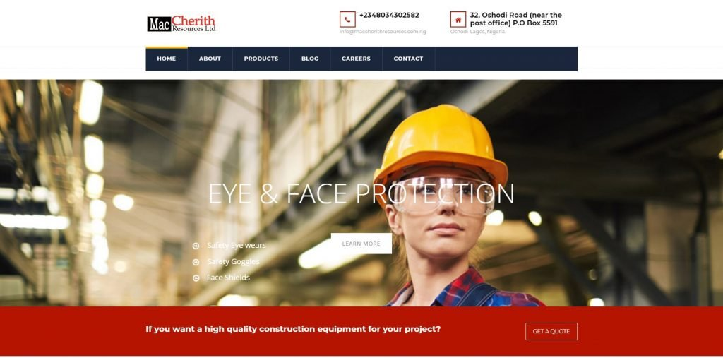 MacCherit Resources ltd